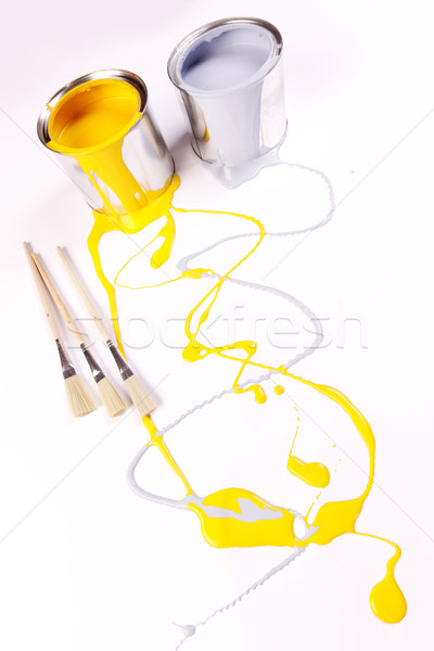 Painting Concept! Stock photo © BrunoWeltmann