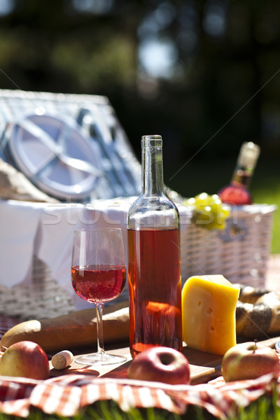 Picnic Time! Stock photo © BrunoWeltmann