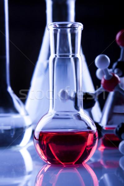 室 ガラス製品 テスト 医療 技術 ストックフォト © BrunoWeltmann