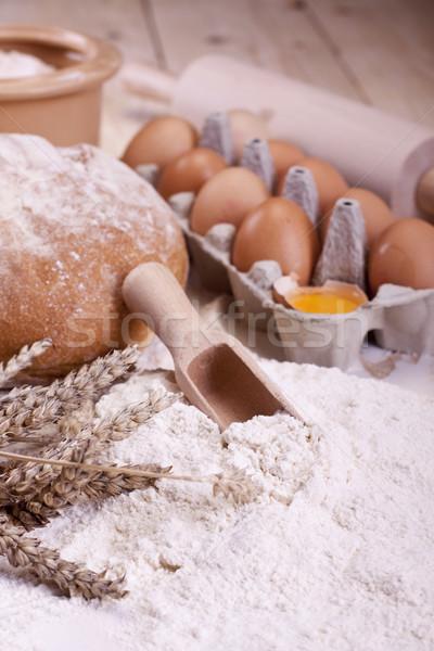 Stock photo: Bakery concept
