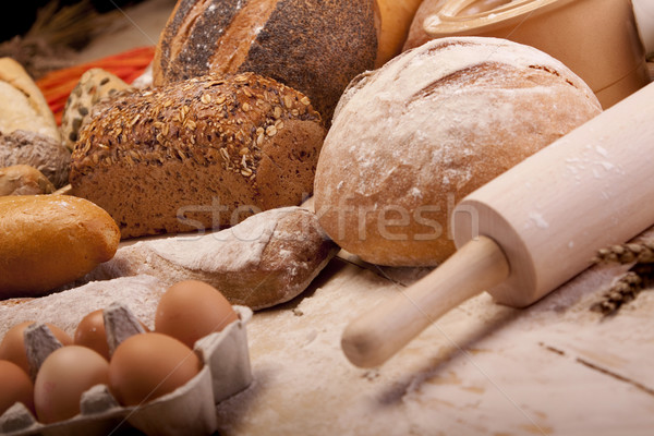 Bakery concept Stock photo © BrunoWeltmann