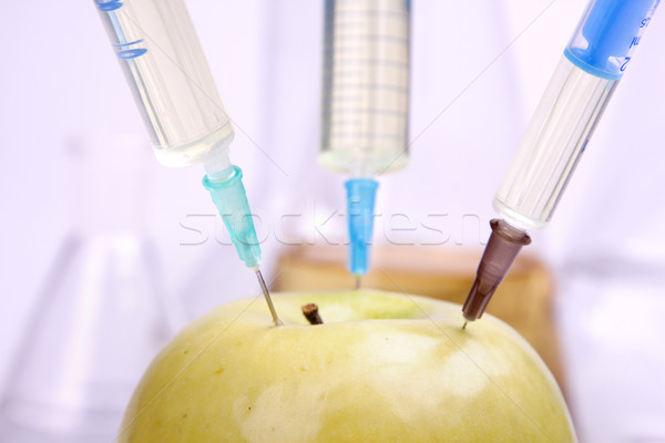 Genetic research Stock photo © BrunoWeltmann
