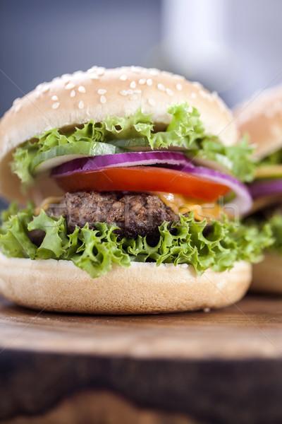 Carne de vacuno aromático especias alimentos Foto stock © BrunoWeltmann
