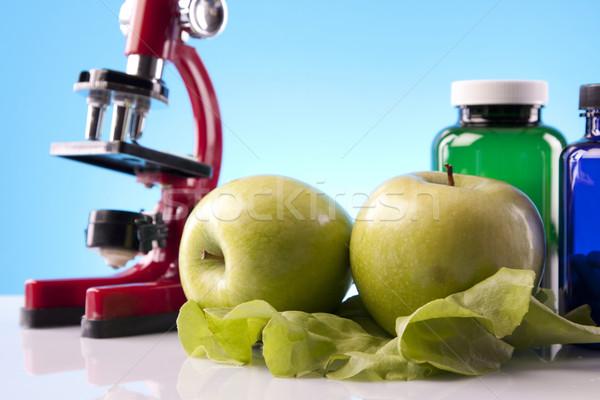 food science Stock photo © BrunoWeltmann