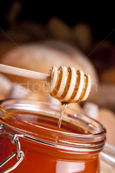 Honey! Stock photo © BrunoWeltmann