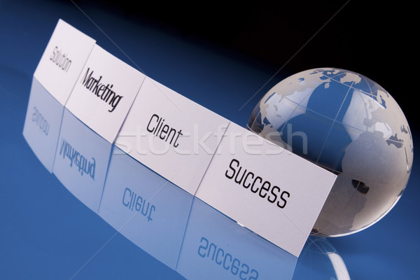 Business Concept Stock photo © BrunoWeltmann