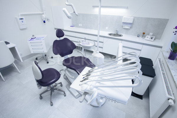 Modern dental practice.  Stock photo © BrunoWeltmann