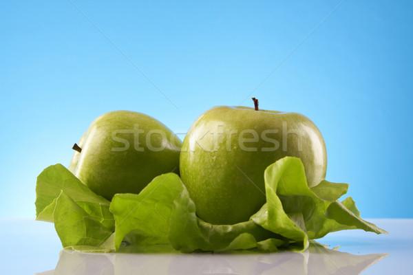 Voedsel wetenschap fitness gezondheid geneeskunde bar Stockfoto © BrunoWeltmann