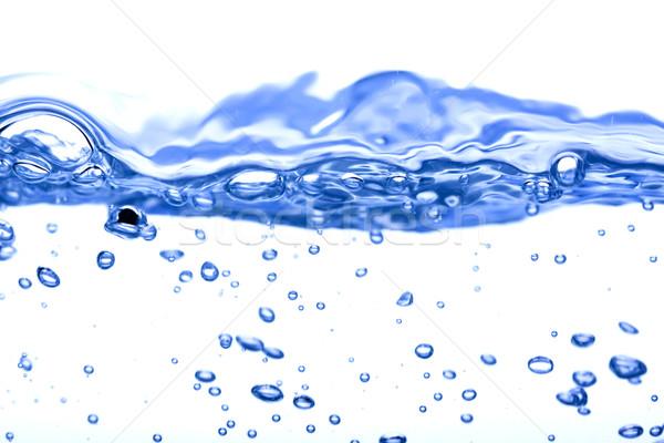 água beber cor cair branco Foto stock © BrunoWeltmann