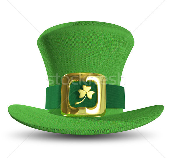 St. Patrick hat Stock photo © brux