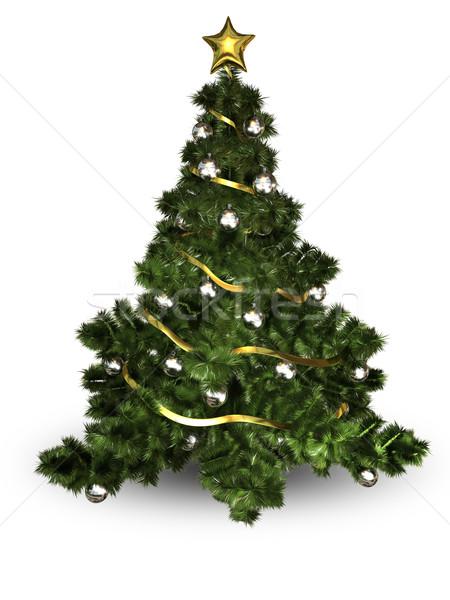 Christmas tree Stock photo © brux