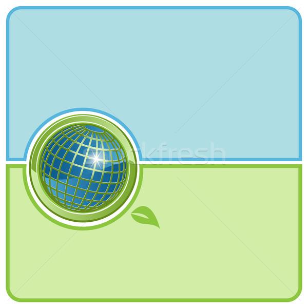 texture globe Stock photo © brux