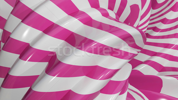 3D Illustration Abstract Caramel Background Stock photo © brux