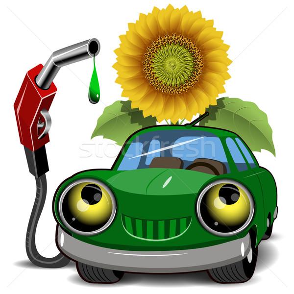 Biofuels Stock photo © brux