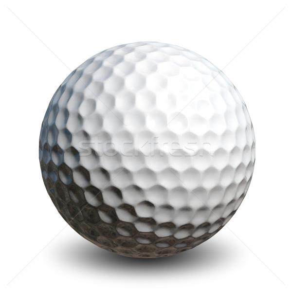 Golf ball Stock photo © brux