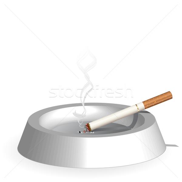 smoking Stock photo © brux