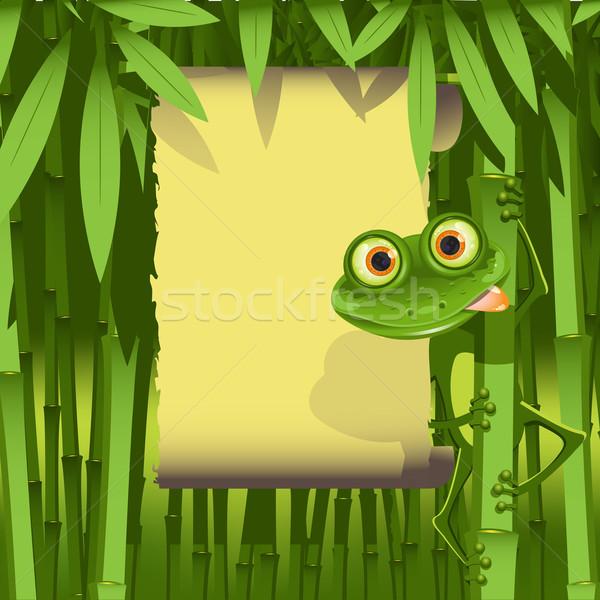 frog Stock photo © brux
