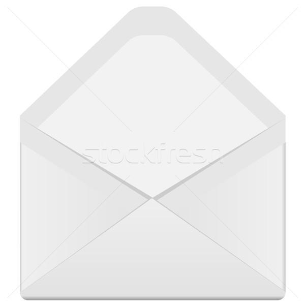 white envelope Stock photo © brux