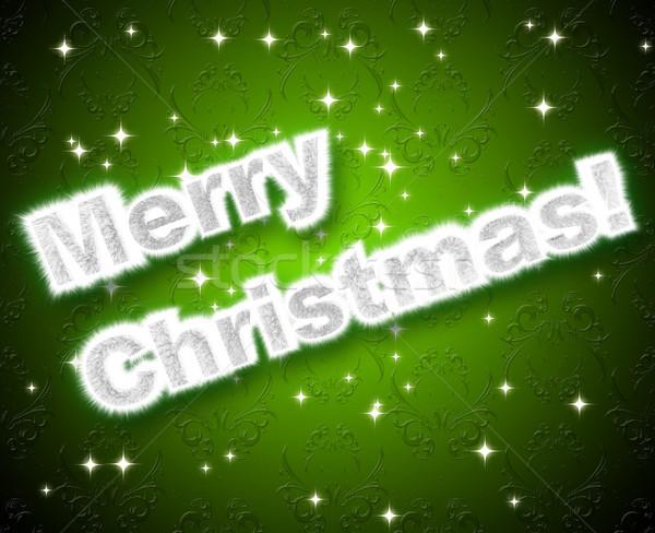 merry christmas Stock photo © brux