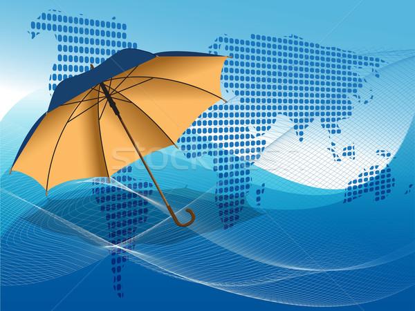 umbrella Stock photo © brux