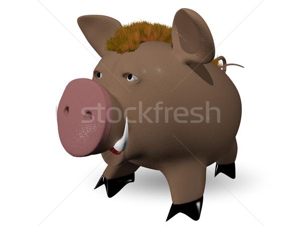 wild boar Stock photo © brux