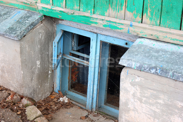 small window Stock photo © brux