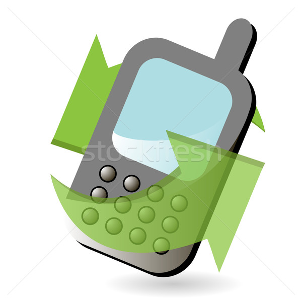 Telephone Stock photo © brux