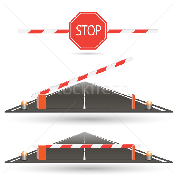 stop Stock photo © brux