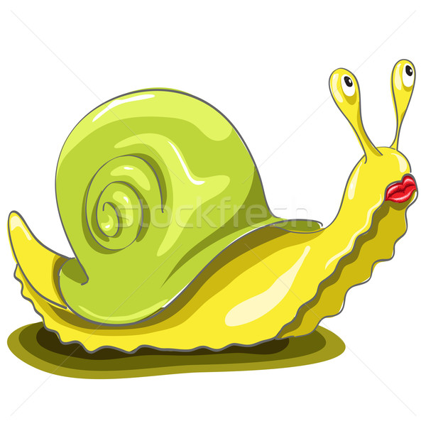 snail Stock photo © brux