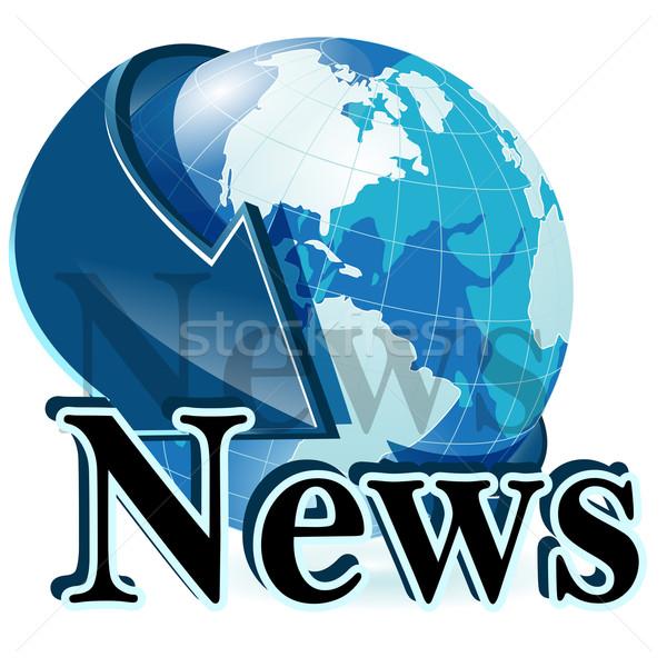 news Stock photo © brux