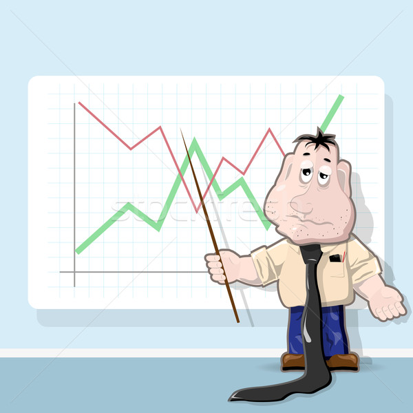 analyst Stock photo © brux