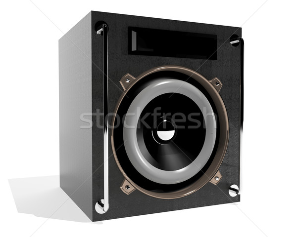 subwoofer Stock photo © brux
