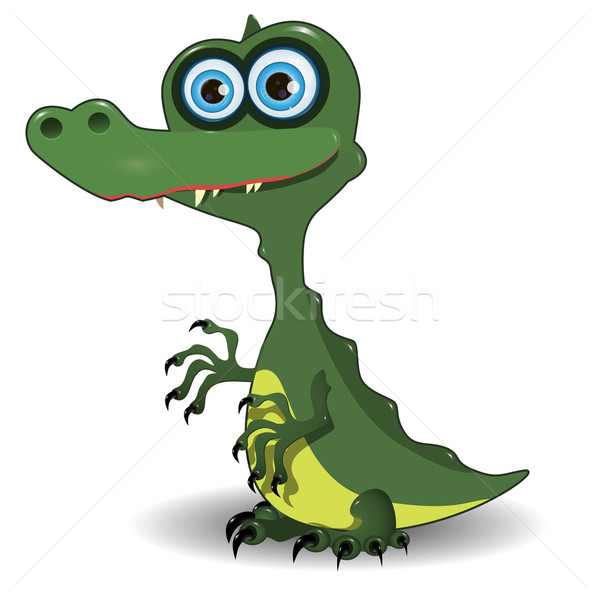 Crocodile Stock photo © brux