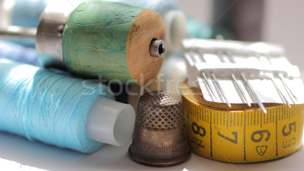 Sewing Accessories Stock photo © brux