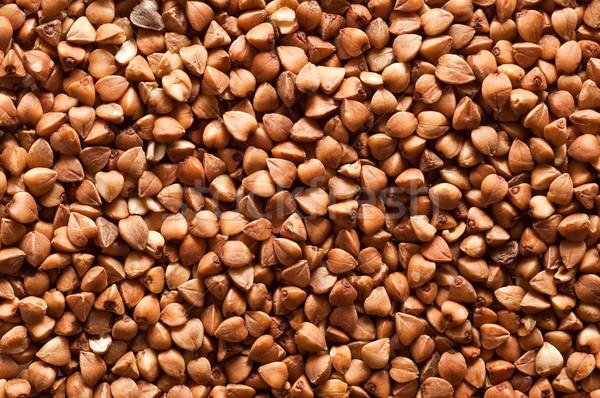 フルフレーム クローズアップ 抽象的な 背景 小麦 シード ストックフォト © bryndin
