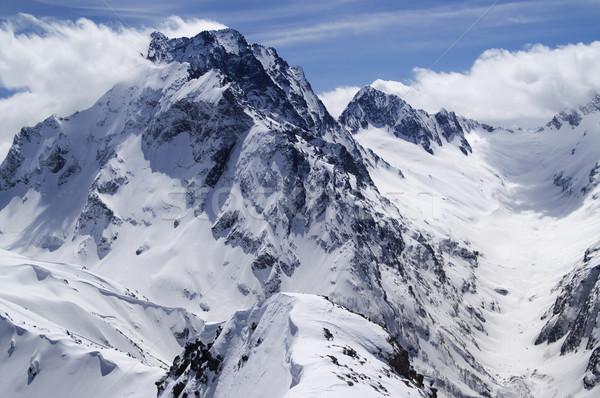 Mountains Stock photo © BSANI