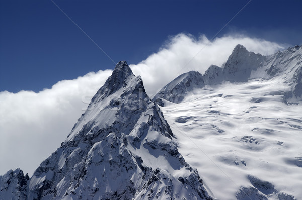 Mountains. Close-up. Stock photo © BSANI