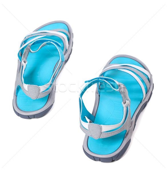 Summer sandals  Stock photo © BSANI