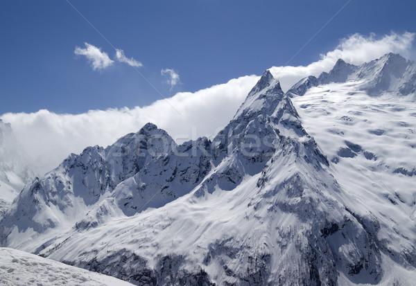 Winter Mountains Stock photo © BSANI