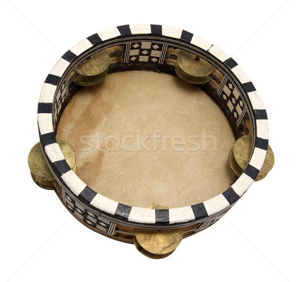 Tambourine Stock photo © BSANI