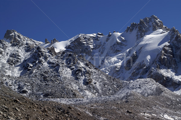 Caucasus Mountains. Stock photo © BSANI