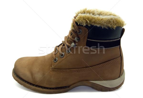 Winter boots Stock photo © BSANI