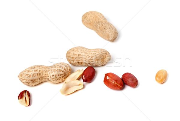 Peanuts  Stock photo © BSANI