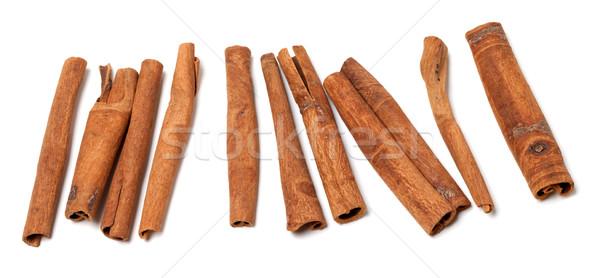 Cinnamon sticks Stock photo © BSANI