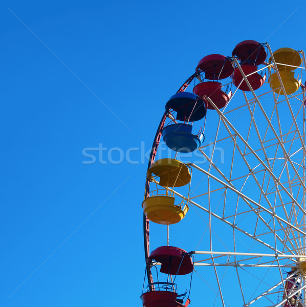 Ferris wheel Stock photo © BSANI