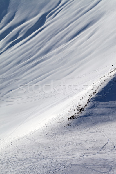 View on off-piste slope Stock photo © BSANI