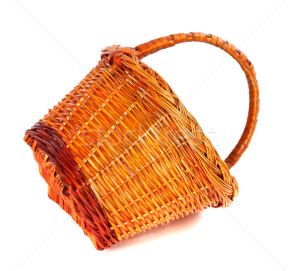 Wicker basket Stock photo © BSANI