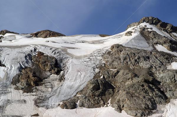 Mountain glacier Stock photo © BSANI
