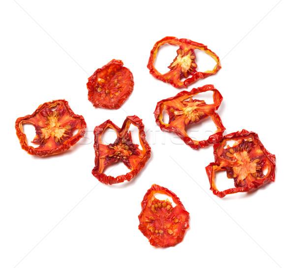 Dried slices of tomato Stock photo © BSANI