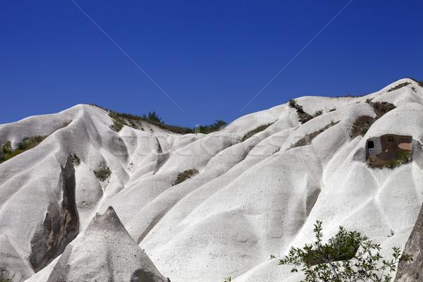 View of Cappadocia valley. Turkey, Goreme. Stock photo © BSANI
